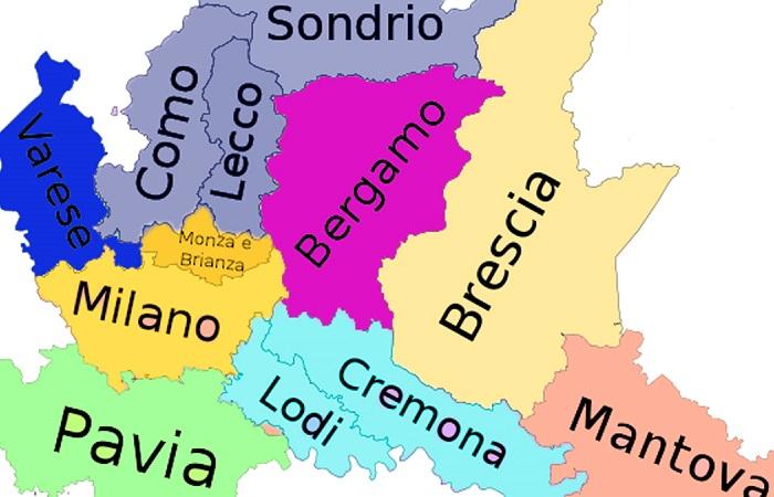 Lombardia: in arrivo 30,2 milioni per le province