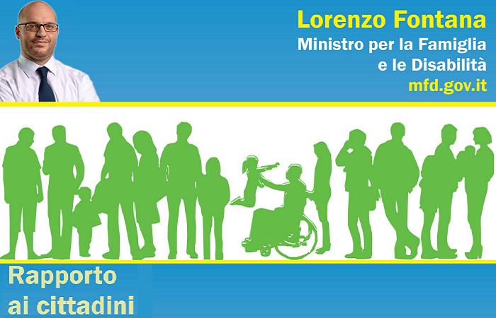 Famiglia e disabilità: gli interventi del Governo