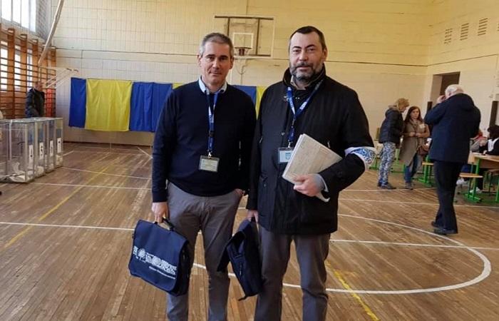 OSCE: Luigi Augussori in Ucraina