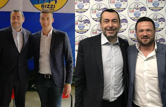 Amministrative 2019: Augussori a Crespiatica e Tavazzano