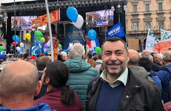 Il futuro dell'Europa è passato per Milano