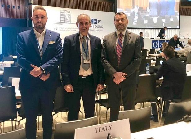 OSCE: Augussori alla 28° conferenza annuale in Lussemburgo