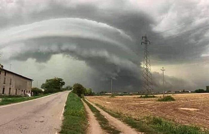 Tromba d'aria nel Lodigiano, Augussori: vicino ai territori colpiti