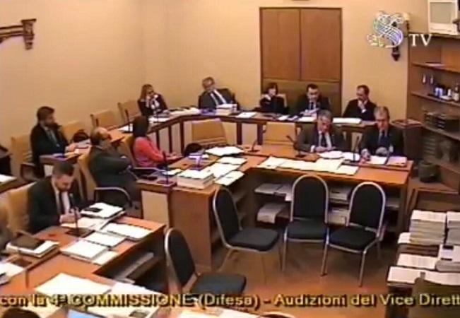 Assunzione agenti di Polizia: domanda di Augussori in Commissione al prefetto Guidi