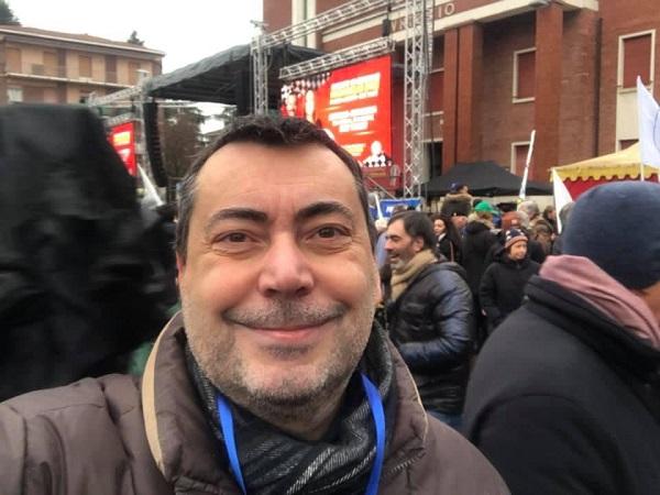Augussori a Maranello per sostenere Lucia Borgonzoni presidente dell'Emilia Romagna