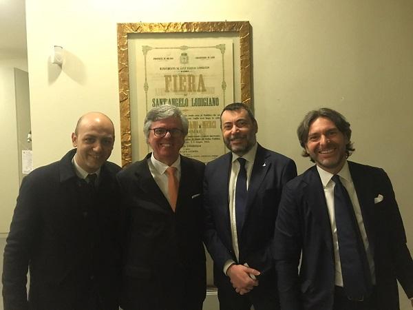 Celebrazioni per Sant'Antonio Abate, presente il senatore Luigi Augussori