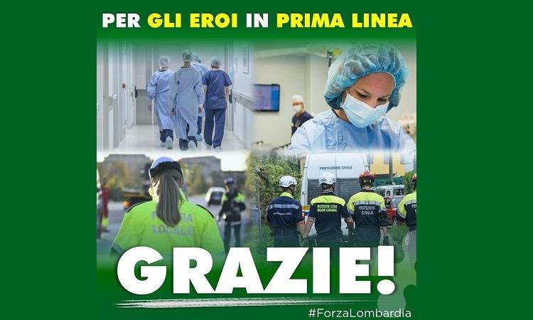Emergenza coronavirus nel Lodigiano, Augussori: grazie a chi è in prima linea