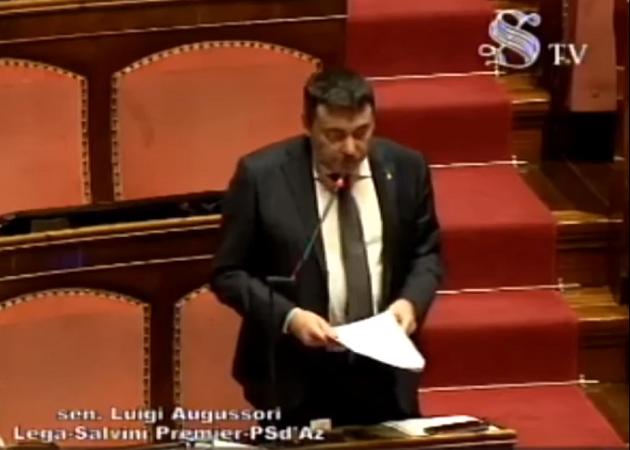 Conversione in Legge DL 16 maggio 2020, Augussori (Lega): ennesimo schiaffo al Parlamento