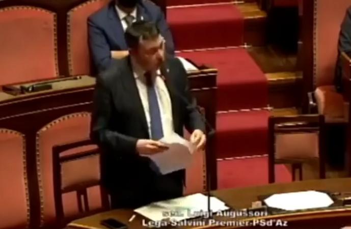 """Decreto elezioni, Augussori: """"È occasione persa. Lega vota no"""""""