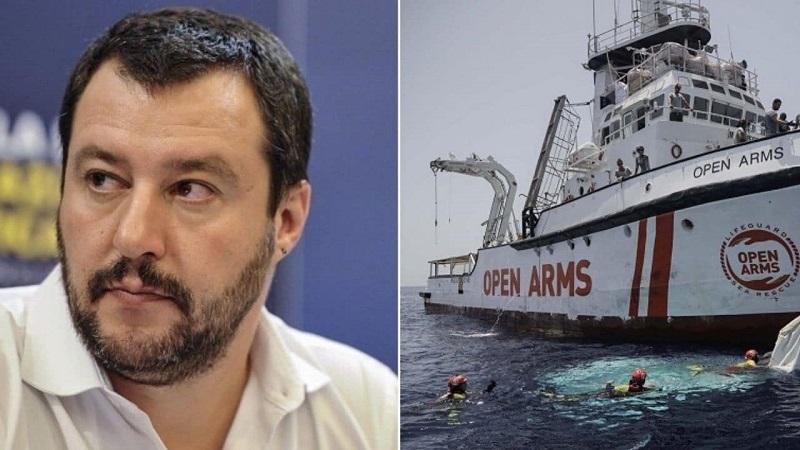 Open Arms: autorizzazione a procedere contro Matteo Salvini, la giornata in Senato