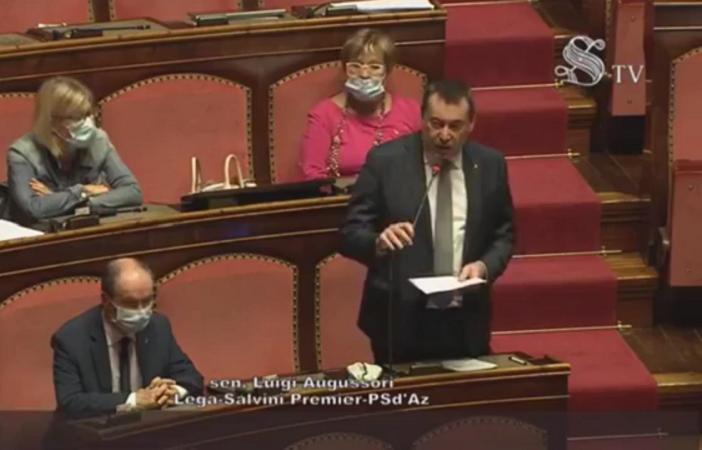 Decreto Covid, Augussori (Lega): nessuna fiducia al governo M5%