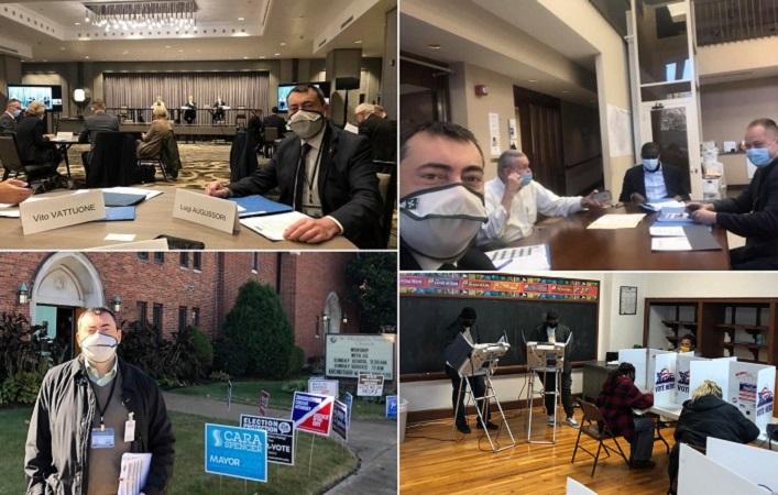 Elezioni USA, il resoconto del senatore Augussori (Lega) in veste di osservatore OSCE