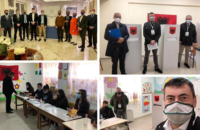 OSCE, elezioni parlamentari in Albania: presente il senatore Augussori