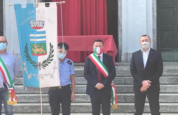 Sagra Tavazzano con Villavesco, presente il senatore Augussori